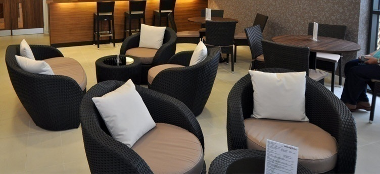 ensuring a relaxing experience with specialist spa lounge furniture