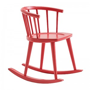 The W Rocking Chair from Billiani