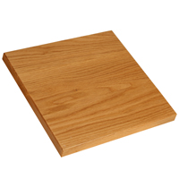 Solid Hardwood - Oak