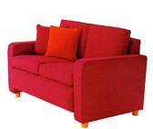 French Restaurant Furniture Sofa