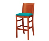 Oregon - modern wood Bar Stool costing £100 to £150 GBP