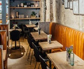The Beer Kitchen: an interior with true Craft