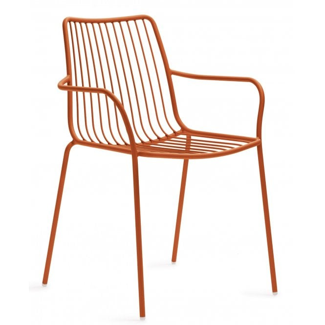 Nolita High Back Arm Chair