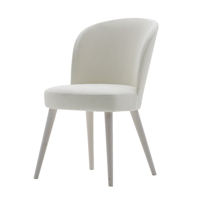 Rose Side Chair - Plain Back