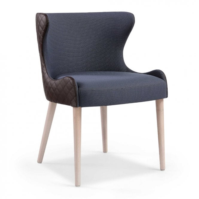 Wave Wing Side Chair