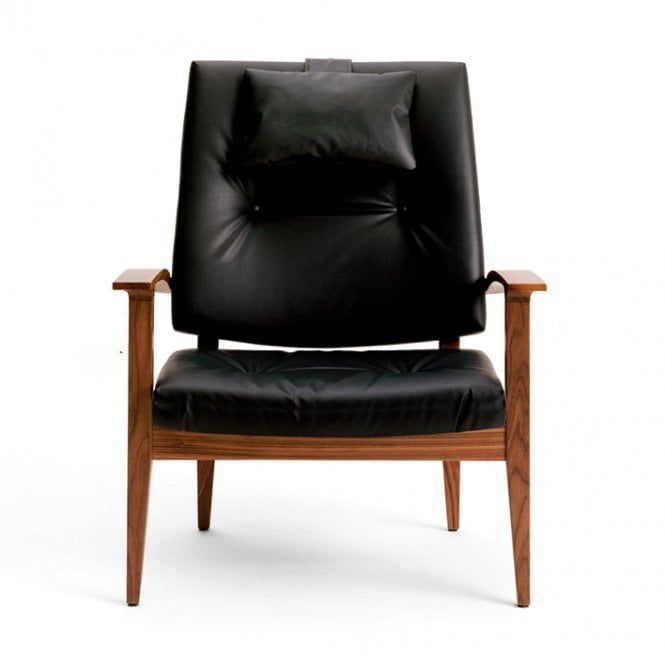 Eileen High Back Lounge Chair
