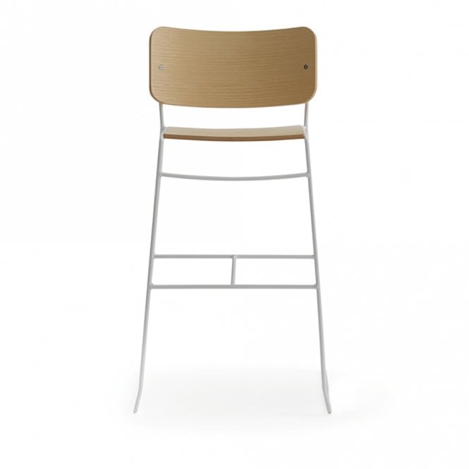 Button Down Bar Stool