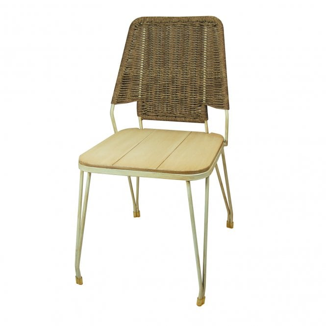 Velour Side Chair
