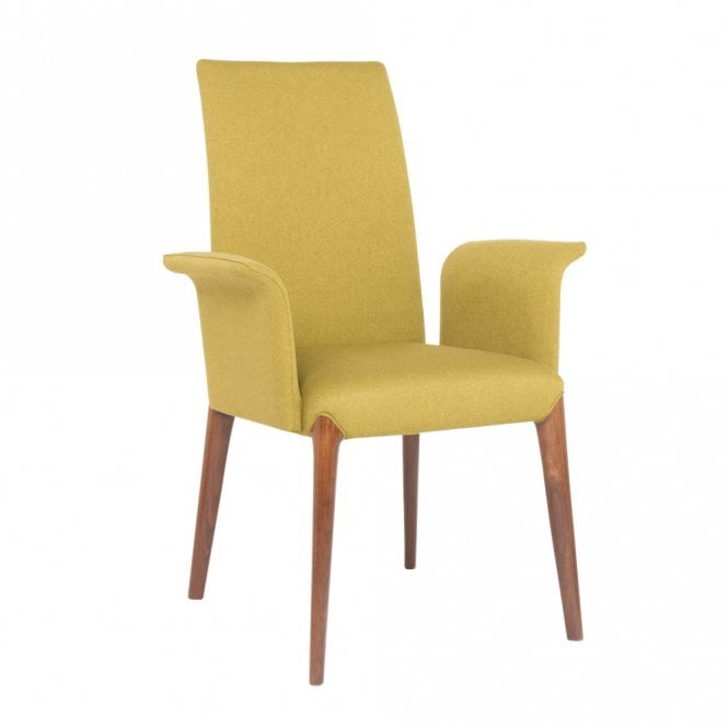 Ines High Back Armchair