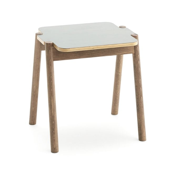 Tipi Square Low Table