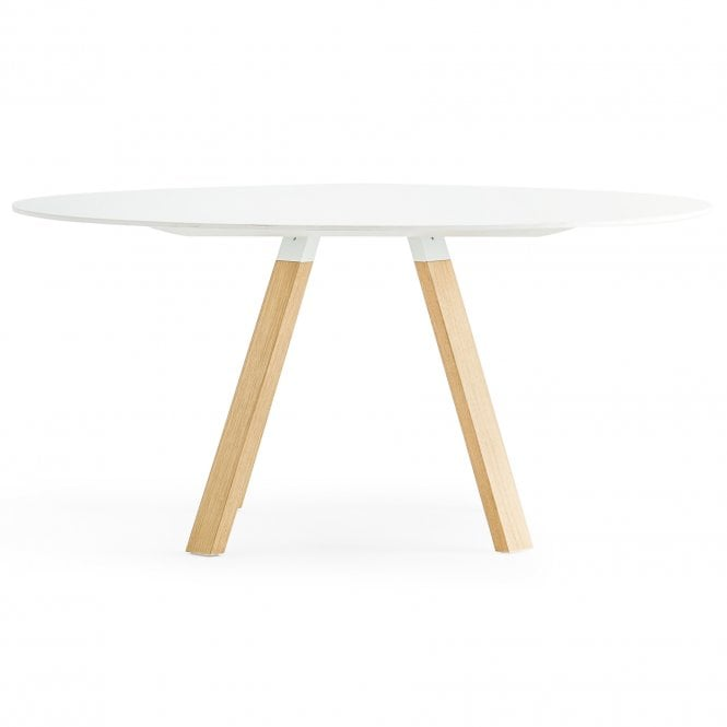 Arki Wooden Base Table
