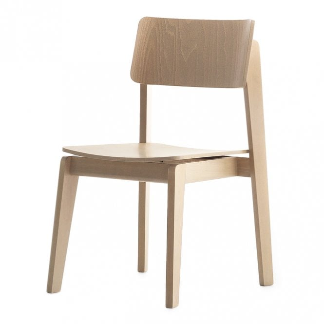 Offset Side Chair