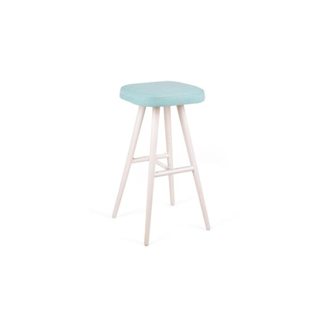 Nuzzle Backless Bar Stool