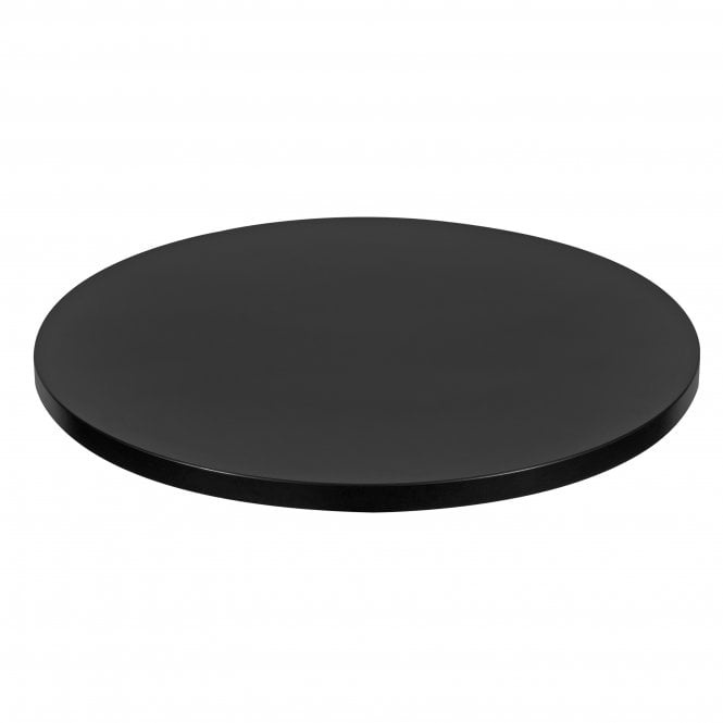 Black Laminate Table Top