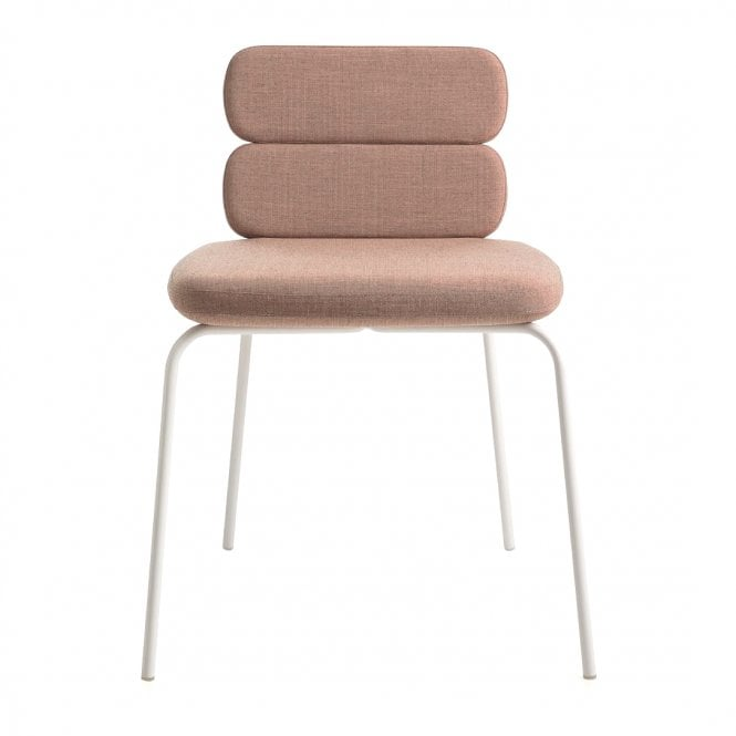 Cluster Low Back Side Chair