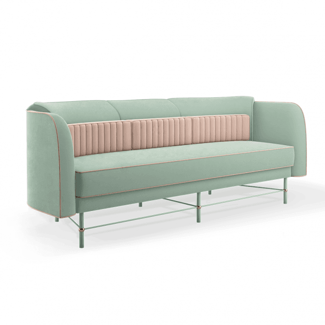 Natalie 3 Seater Sofa