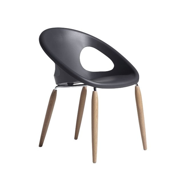 Natural Drop Side Chair