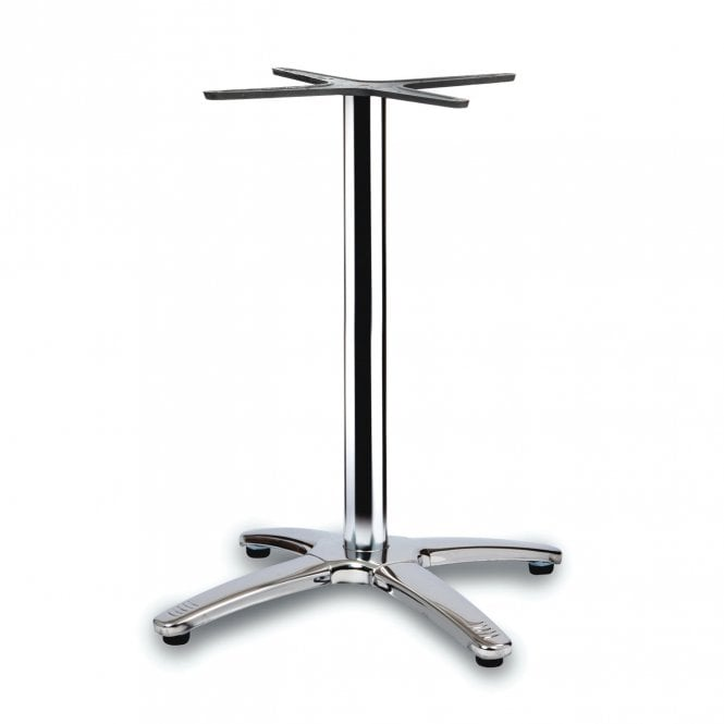 Aluminium 4 Star Table Base