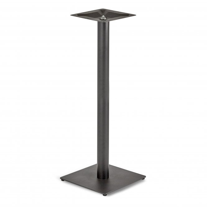 Hugo Square Poseur Height Table Base