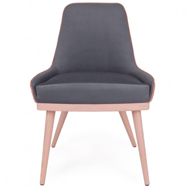 Glow Wooden Ring Side Chair