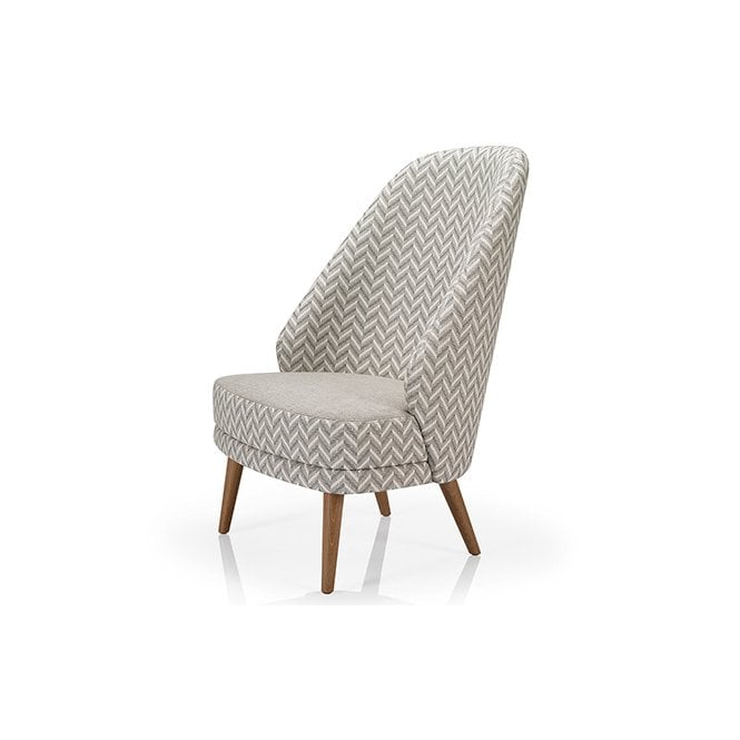 Alissa High Back Lounge Chair
