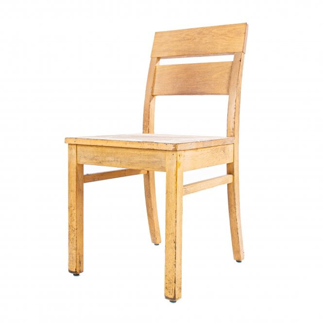 Vintage Wooden Side Chair (x17 Available)