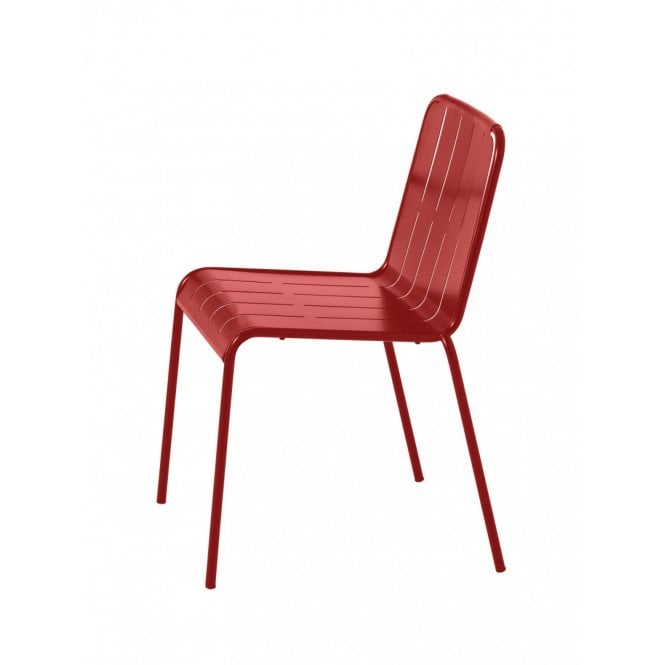 Stripes Side Chair