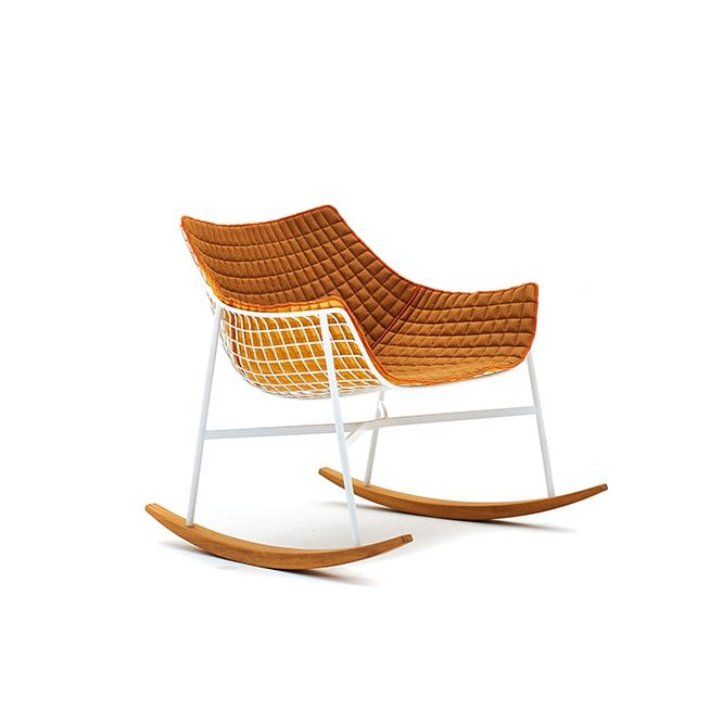 Summer Lounge Rocking Chair