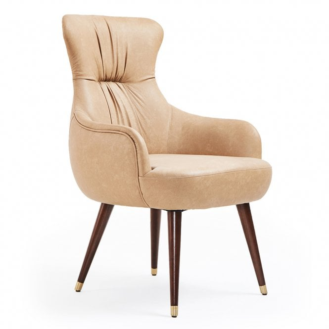 Bacco High Back Lounge Chair