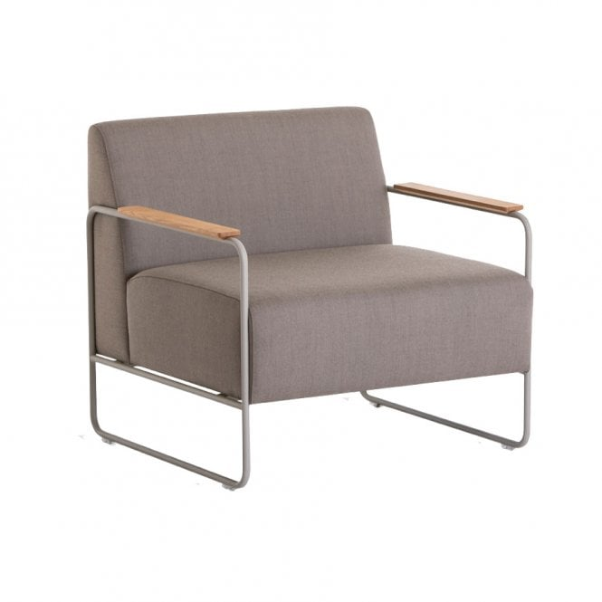 Dula Bench with Arms