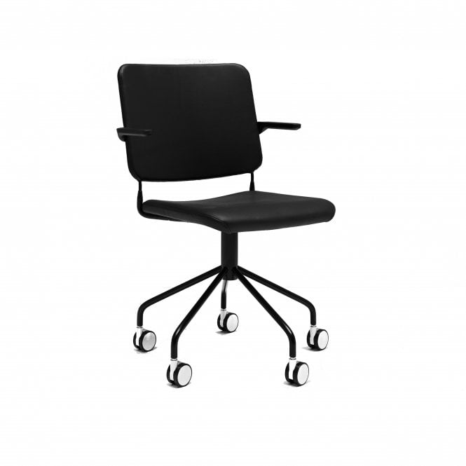 Feather Swivel Chair