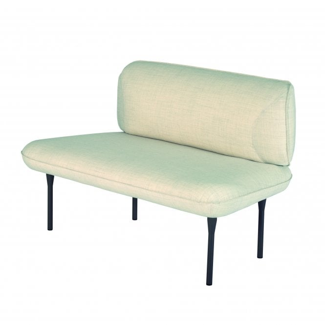 Insula Bench with Back
