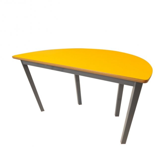 Semi Circle Table