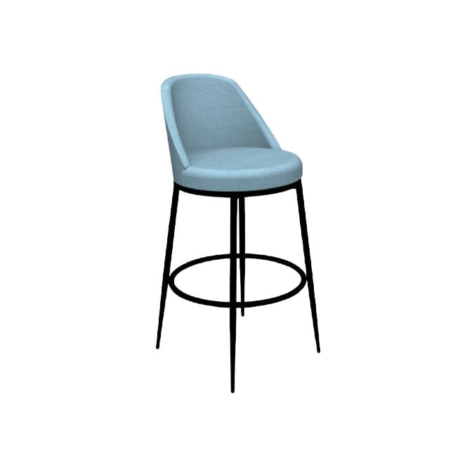 Audrey Metal Bar Stool