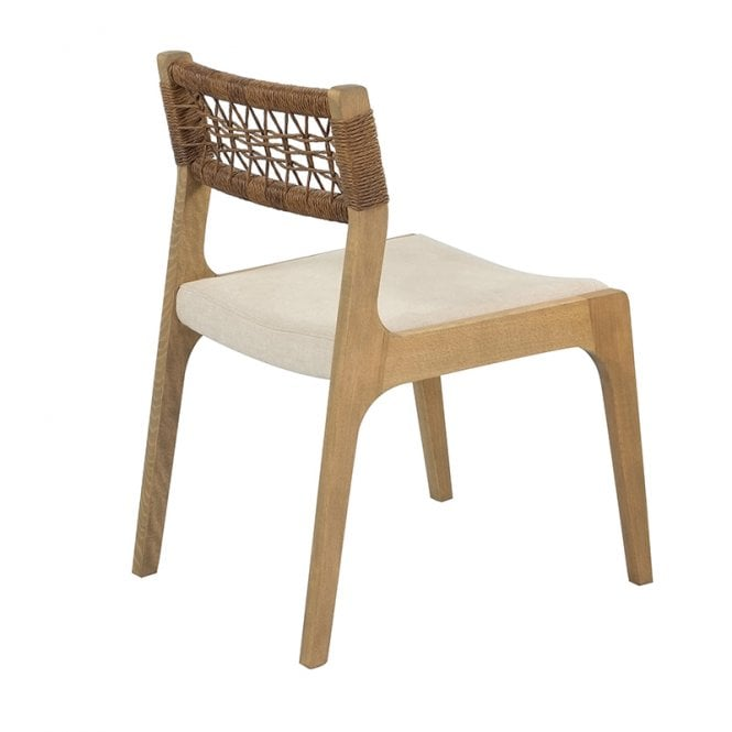 Battisti Rope Outdoor Side Chair