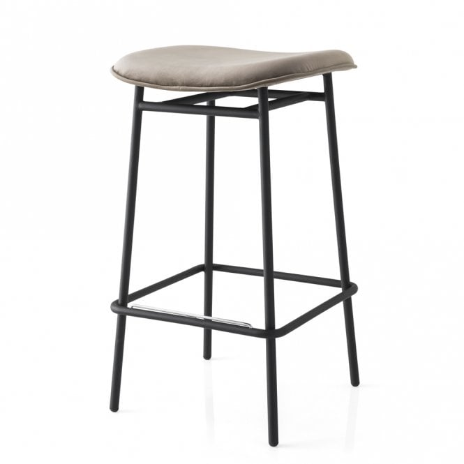 Fifties Backless Barstool