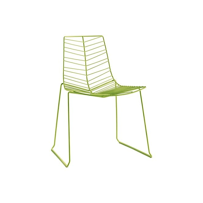 Leaf Stacking Side Chair