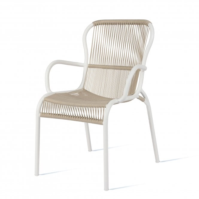 Loop Outdoor Dining Armchair