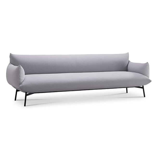 Area 3 Seater Sofa with Arms