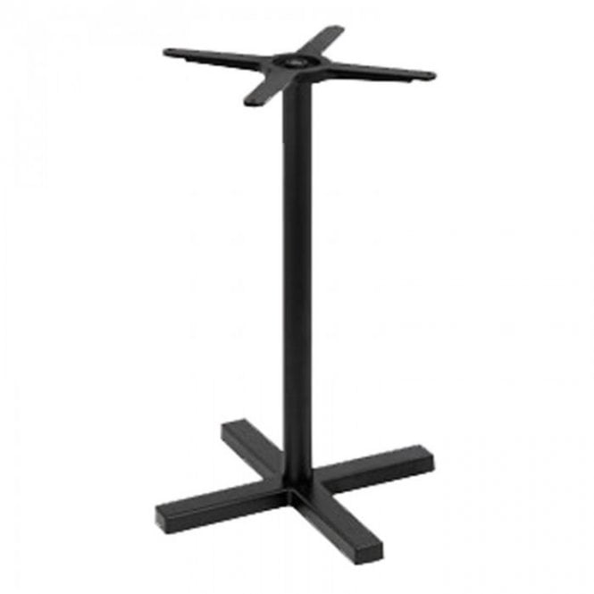 Bold D1 Table Base - Black