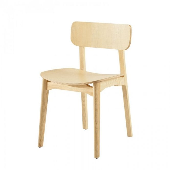 Cacao side chair