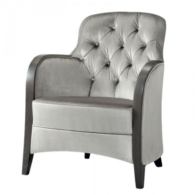 Euforia tub chair - Button back