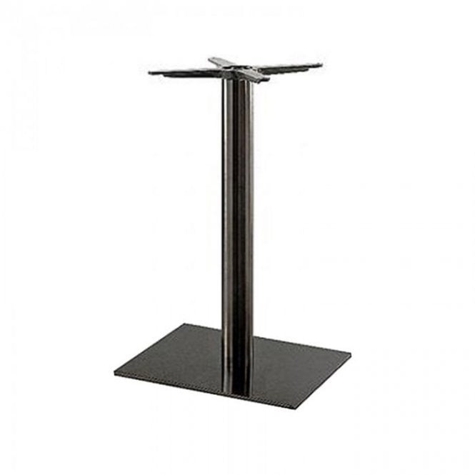 Hugo Oblong (RC) C3 table base - Black