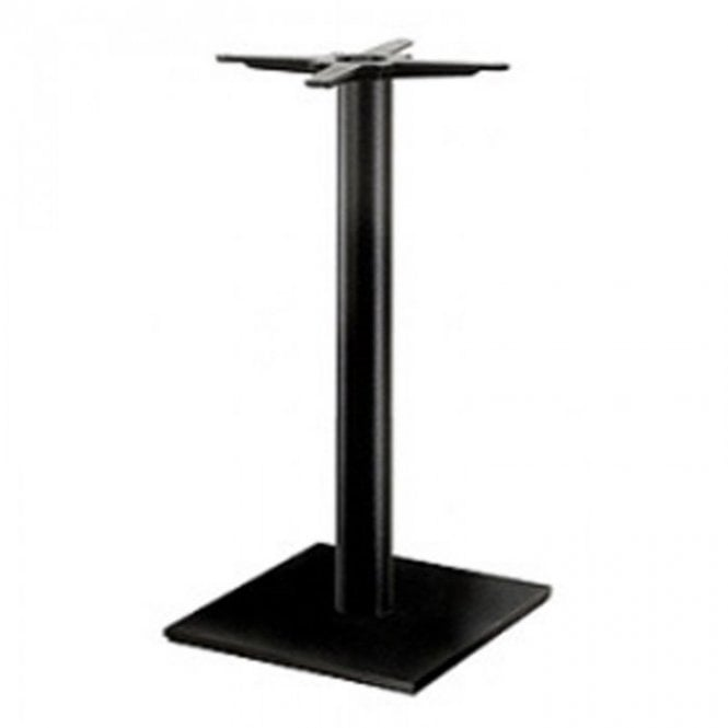 Hugo Square (RC) C1 table base - Black