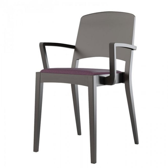 Kyoto arm chair - Uph seat