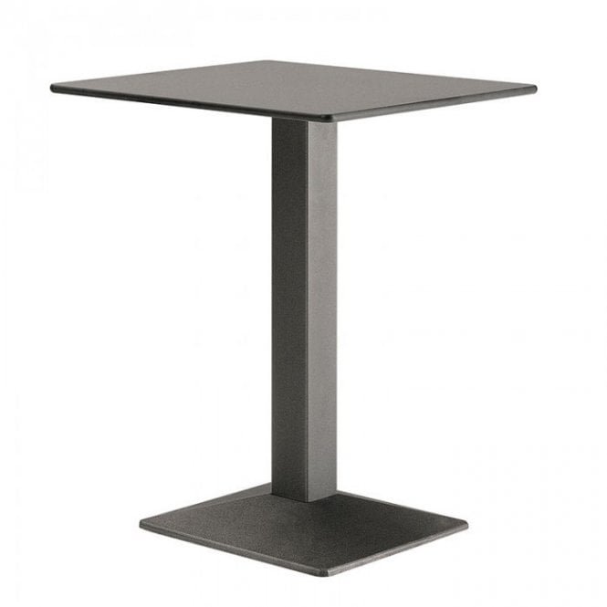 Lexis Square D1 table base - Black