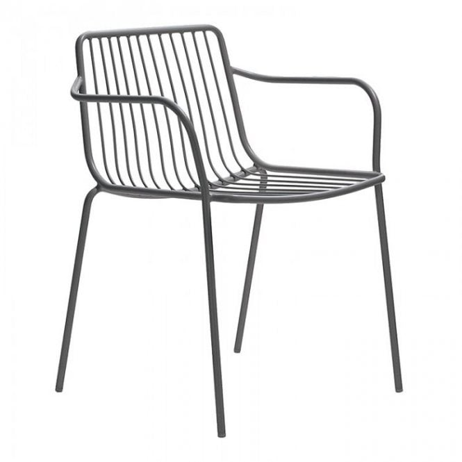 Nolita Low Back Arm Chair