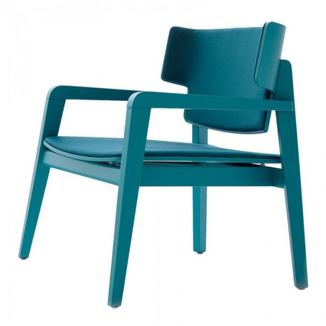 Offset Lounge Chair