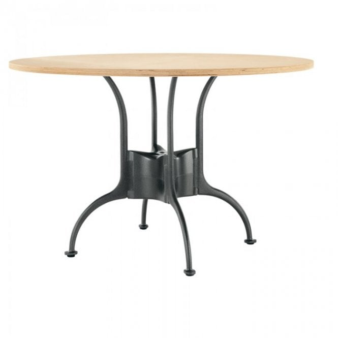 Pastiche D2 table base - black