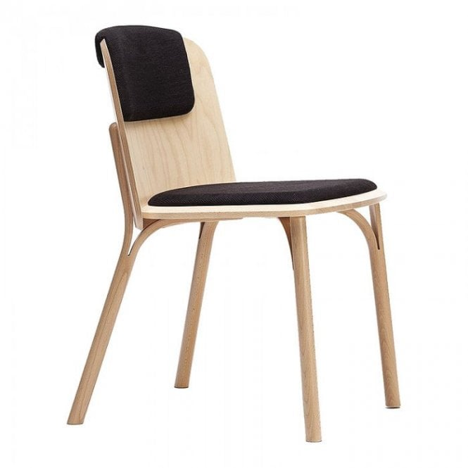 Split Upholstered Side Chair